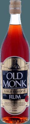 Medium old monk gold reserve rum