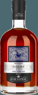 Medium rum nation panama 2015 18 year