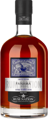 Medium rum nation panama 2015 18 year