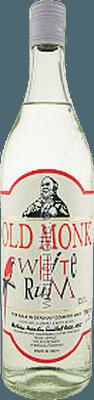 Medium old monk white rum