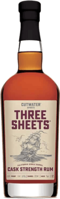 Medium three sheets cask strength