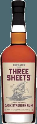 Medium three sheets cask strength
