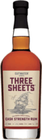 Small three sheets cask strength