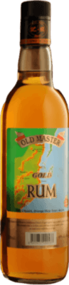 Old Master Gold rum