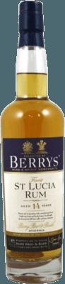 Medium berry bros rudd st lucia 14 year
