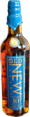 Medium old new orleans reserve 10 rum