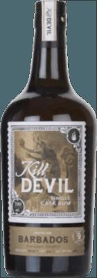 Medium kill devil hunter laing 2007 barbados 9 year