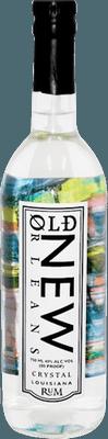 Medium old new orleans crystal rum