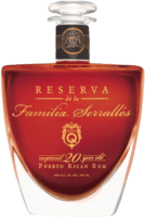 Small don q reserva de la familia 20 year