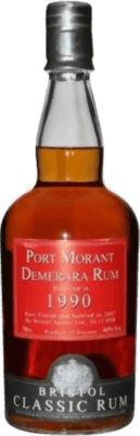 Medium bristol classic port morant demerara 1990 port finish