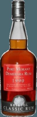 Medium bristol classic port morant demerara 1990 port finish