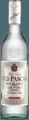 Medium old pascas blanco rum