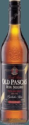 Medium old pascas negro rum