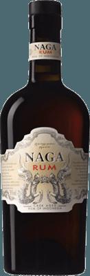 Medium naga rum indonesia distillery cask aged