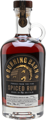 Medium burning barn spiced