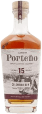Medium porteno 15 year