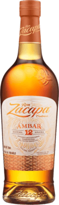 Medium ron zacapa ambar 12
