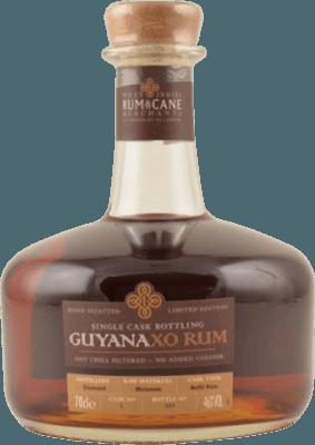 Medium rum cane guyana xo