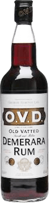 Medium old vatted demerara  ovd  rum