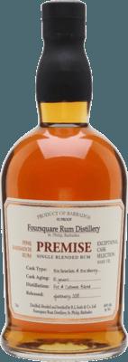 Foursquare Premise 10-Year rum