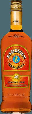 Medium asmussen  fine  aged rum