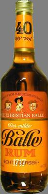 Ole christian balle der milde balle rum