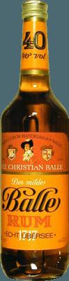 Medium ole christian balle der milde balle rum
