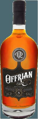 Medium offrian rum 8 year