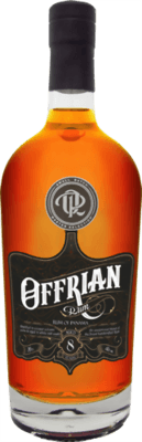 Medium offrian rum 8 year