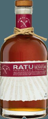 Medium rum company of fiji ratu 8 year