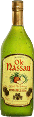 Medium ole nassau pineapple  rum 400px