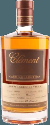 Medium clement 2012 bourbon cask collection 4 year rhum
