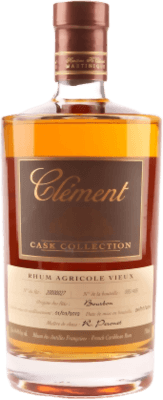 Medium clement 2012 bourbon cask collection 4 year rhum