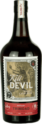 Medium kill devil hunter laing trinidad 1998 caroni 18 year