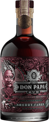Medium don papa limited edition sherry cask