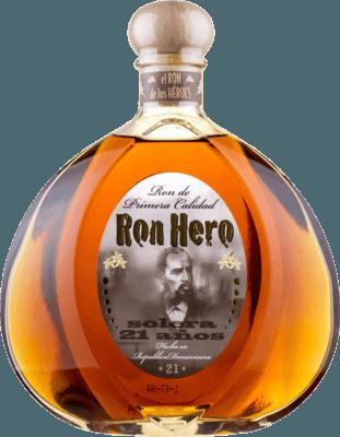 Medium ron hero solera 21 year