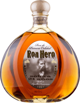 Medium ron hero solera 21 year