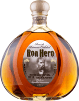 Ron Hero Solera 21-Year rum