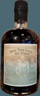 Medium ron tres loco de vinos