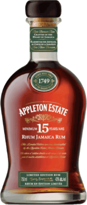 Medium appleton estate 15 year