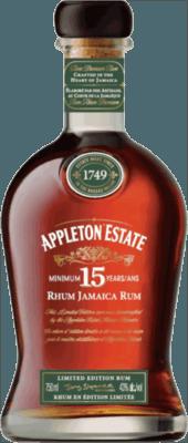 Medium appleton estate 15 year