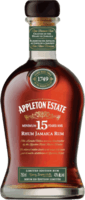 Small appleton estate 15 year