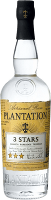 Medium plantation 3 stars artisanal rum