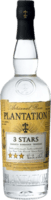 Small plantation 3 stars artisanal rum