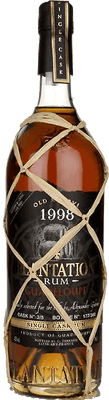 Medium plantation 1998 single cask rum 400px b