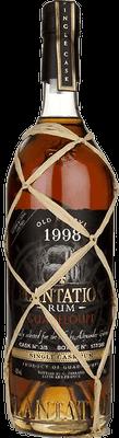 Plantation 1998 single cask rum 400px b