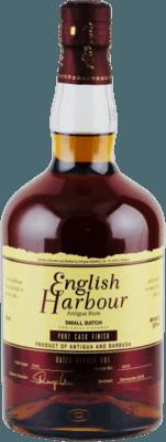 Medium english harbour small batch port cask finish