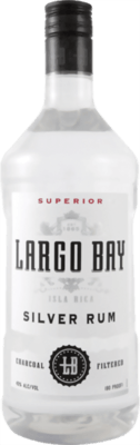 Medium largo bay superior silver