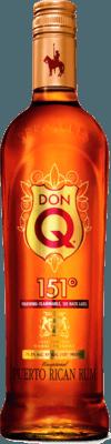 Medium don q 151 overproof
