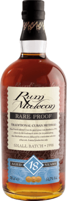 Medium malecon rare proof 1998 18 year
